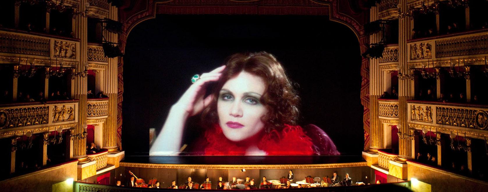 Teatro di San Carlo - LA TRAVIATA di Giuseppe Verdi -  Inauguraz