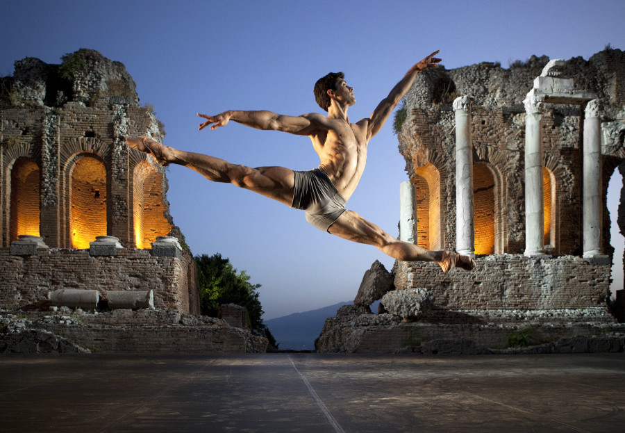 Roberto Bolle & Friends - Taormina, Teatro Antico